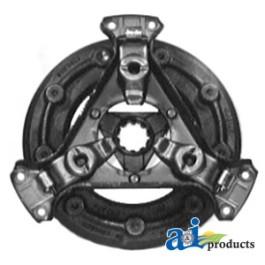 """Pressure Plate: 11"""", pressed steel, w/o release plate (w/ 1.443"""" flywheel step)"""