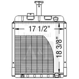 Radiator - 1536373C1