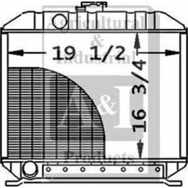 Radiator - 15612-72060