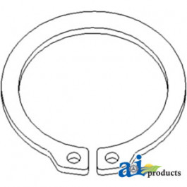 Snap Ring For 15A151, 151SW, 152 & 171