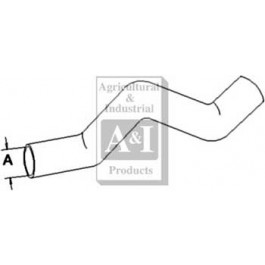 Hose, Air Cleaner