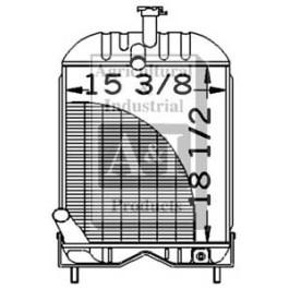 Radiator - 1680547M92