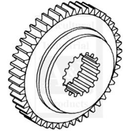 Gear, Transmission, 4th