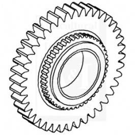 Gear, Transmission, 2nd