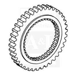 Gear, Transmission, Reverse (Splined)