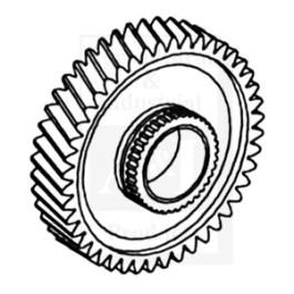 Gear, Transmission, 1st