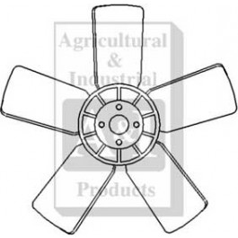 Fan, 5 Blade