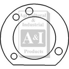 Gasket, Water Pump Support to Body