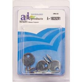 Ignition Keys (4 Pack)