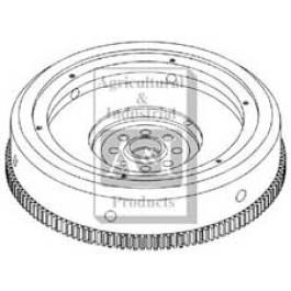 Flywheel w/ 3218637R1 Ring Gear