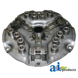 "Pressure Plate: 12"", single, spring loaded"