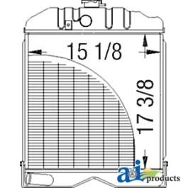 Radiator - 182456M91