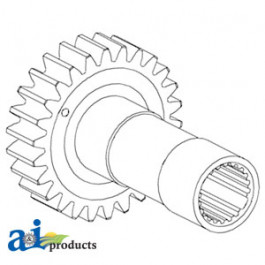 Shaft, Gear Input Pinion