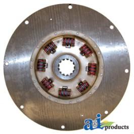 PTO Drive Plate: used w/ J915096 flywheel