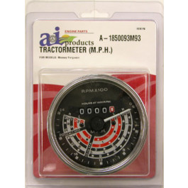 Tractormeter (MPH)