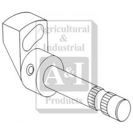 Cam & Shaft Assembly, Differential Lock