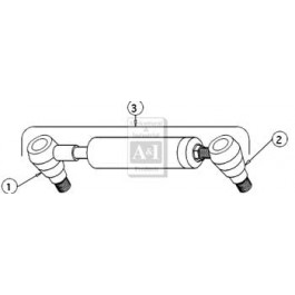 Male Ball Joint End (Ref. 2)