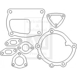 Gasket Kit, Water Pump