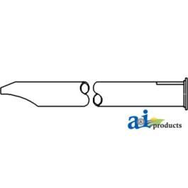Tube, Unloading Auger (Rear)