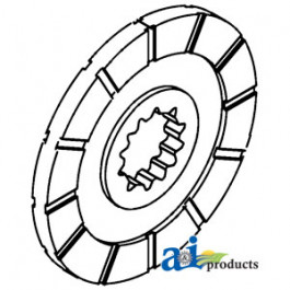 Brake Disc, Heavy Duty