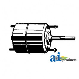 "Blower Motor (12V, 5/16"" X 1 1/4"" shaft, Rev rotation, RH)"