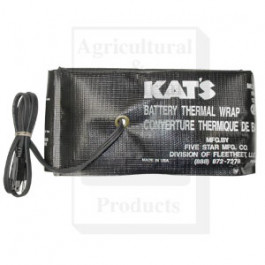 "Thermal Battery Wrap; 36"", 120V, 80 Watts"