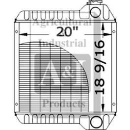 Radiator - 234876A1