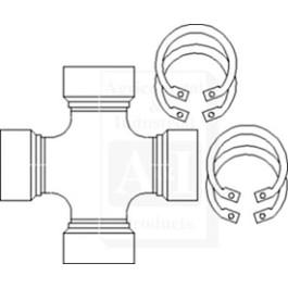 Cross & Bearing Kit