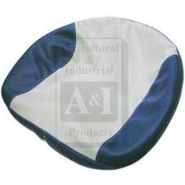 Seat Cover Kit w/ Foam, BLU/WHT