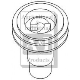 Pulley, Crankshaft (Fan Drive)