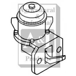 Fuel Pump, 2 hole mounting