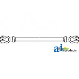 "Cable, Battery to Battery, 9-1/2"", 1 Ga."