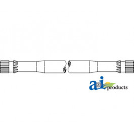 Shaft, Drive Axle (RH)