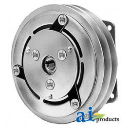 "Clutch - York Style (2 groove 6"" pulley)"