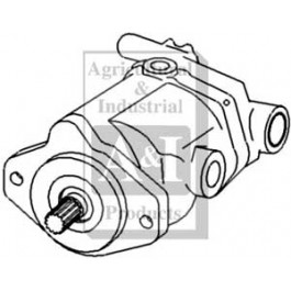 Re-Mfg. Hydraulic Pump (Closed Center Pump)