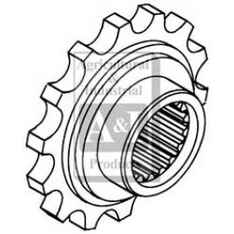 Coupler Sprocket, Front