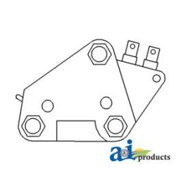 Alternator Internal Voltage Regulator (Heavy Duty)