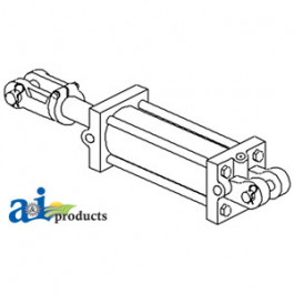 Cross Dbl Acting Cylinder