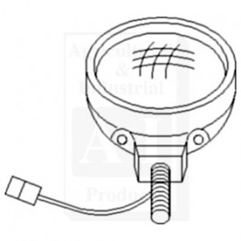Headlamp (LH)