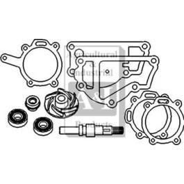 Repair Kit, Water Pump