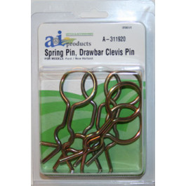 Pin, Drawbar Clevis Spring, 5 pack