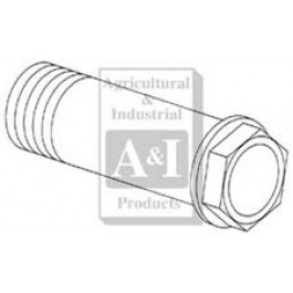 Pin, Threaded Heavy Duty Front Axle