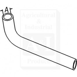 Radiator Hose, Upper (Rear)
