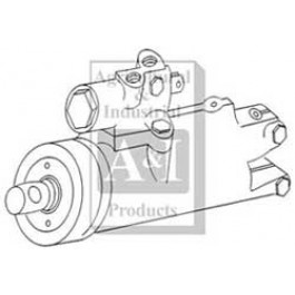 Power Steering Cylinder Assembly