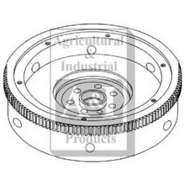 Flywheel w/ Ring Gear