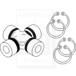 Cross & Bearing Kit 27mmx81.7mm