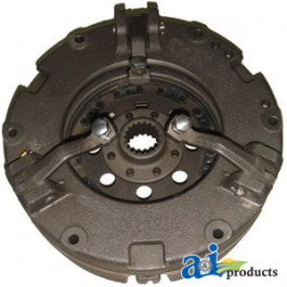 Assembly, Dual Clutch , 8.5""