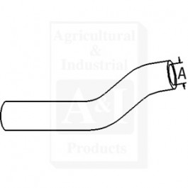 Radiator Hose, Lower (Front)