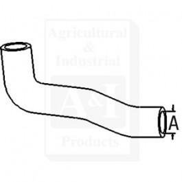 Radiator Hose, Lower (Rear)
