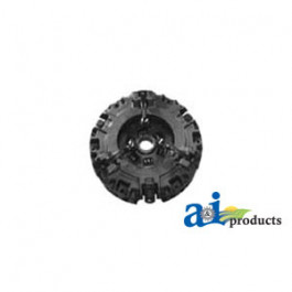 "Dual Clutch Assembly: 9.5"", organic, spring loaded, capitive"